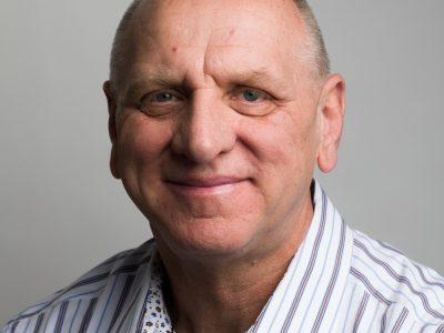Pastor Bob Grussing