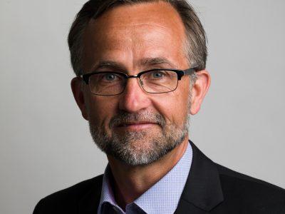Rev. Peter Jonker
