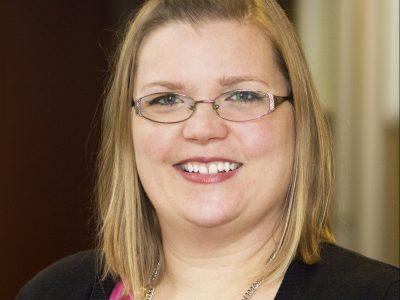 Rev.  Emily Vanden Heuvel